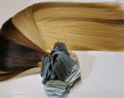 Clip in Hair Blonde 12 inches