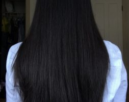 11 Inches Virgin Thick Black Asian Hair Super Soft and Smooth (Copy)