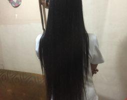Virgin Straight Hair Black Lowest Price Drop