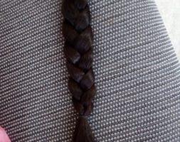 12″ Black Virgin Hair