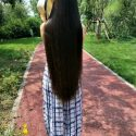 32 Inches Asian Girl's Long Hair for Sale