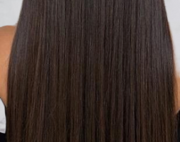 NATURALLY 28″ 100% virgin Dark Brown Virgin Hair
