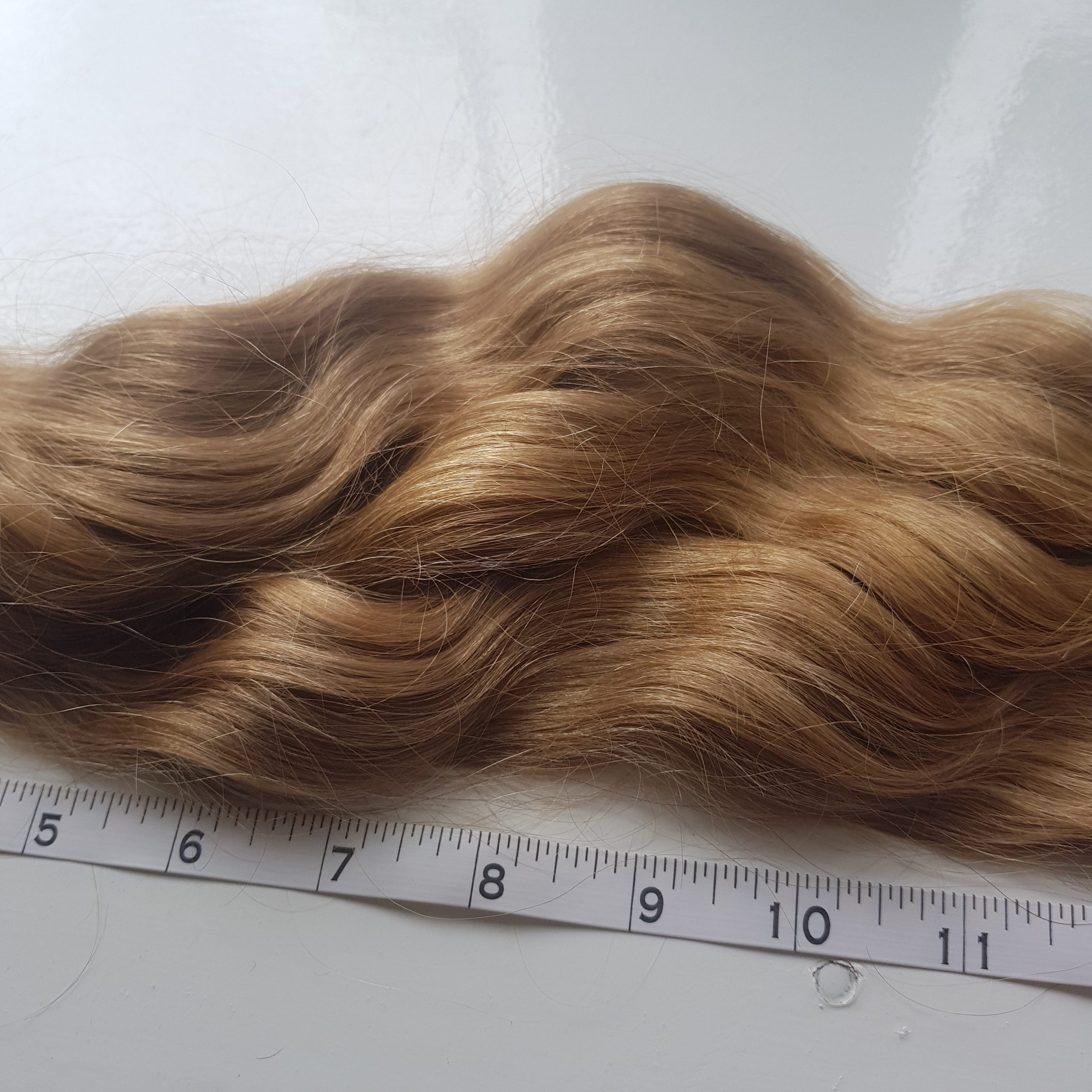 18-19 Inches Young Hair