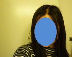 10″ Virgin Black Hair